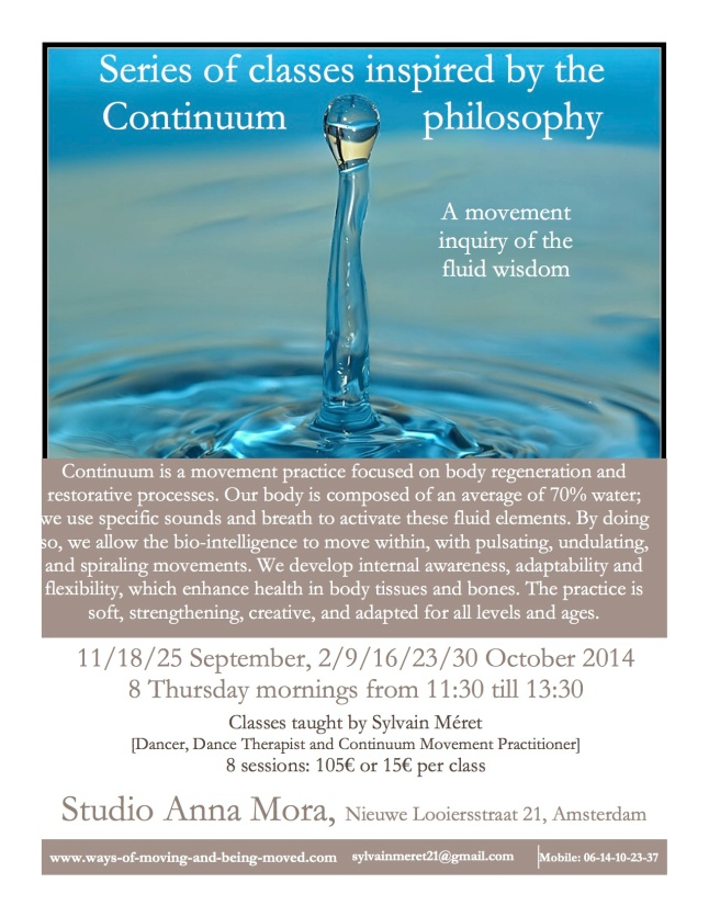 Continuum class flyer