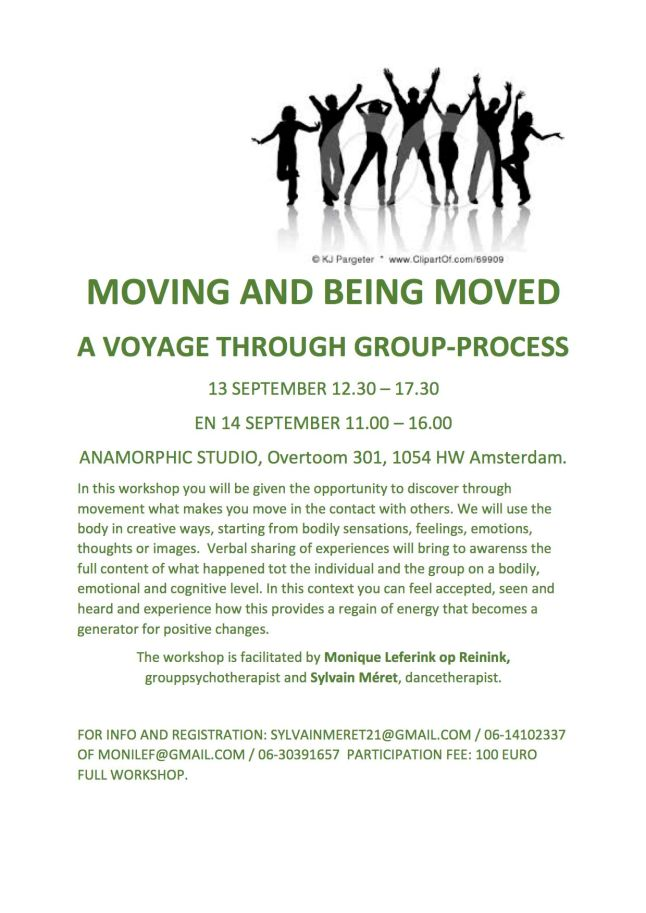 Flyer 3 ways of moving