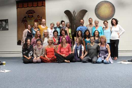 Wellspring practionners 2014